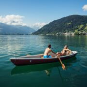Summer vacation at the lake in Zell am See-Kaprun | © Zell am See-Kaprun Tourismus