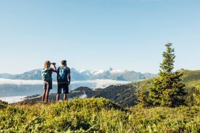 Summer vacation in the mountains | © Zell am See-Kaprun Tourismus