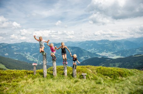 Family holidays with kids in Zell am See-Kaprun | © Schmittenhöhe
