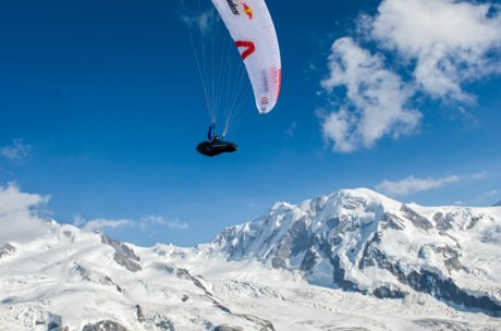 Red Bull X-Alps | Gleitschirm-Wettkampf | © Red Bull X-Alps, Felix Woelk