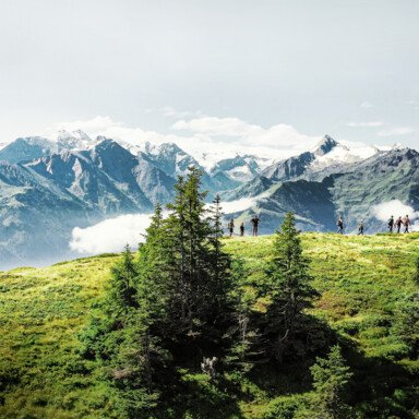 Long-distance hiking in SalzburgerLand | © Harry Liebmann