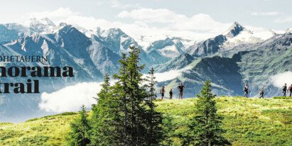 Long-distance hiking path from Krimml to Zell am See-Kaprun | © Harry Liebmann