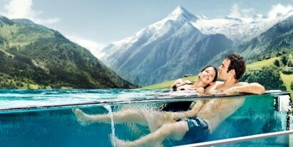 Pure relaxation during summer vacation | © TAUERN SPA Zell am See-Kaprun