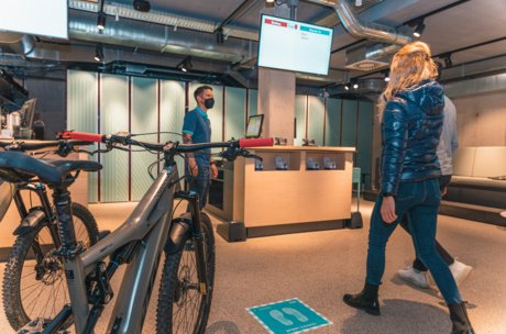 Rent your e-bike during your holiday | © Johannes Radlwimmer