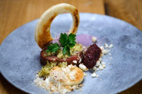 Culinary Delights on the mountain | © AreitLounge