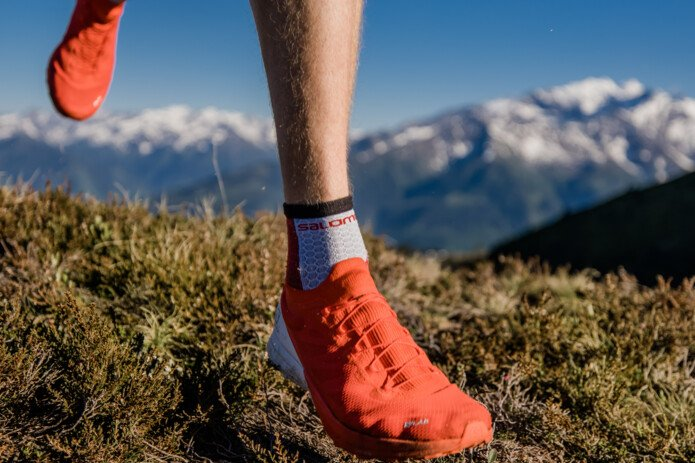 Salomon | perfect shoes for trailrunning | © Zell am See-Kaprun Tourismus