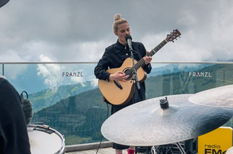 FM4 Summer Sessions with Avec | © Zell am See-Kaprun Tourismus