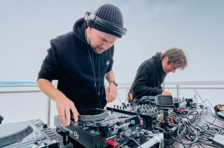 FM4 Summer Sessions with Camo & Krooked & Mefjus | © Zell am See-Kaprun Tourismus