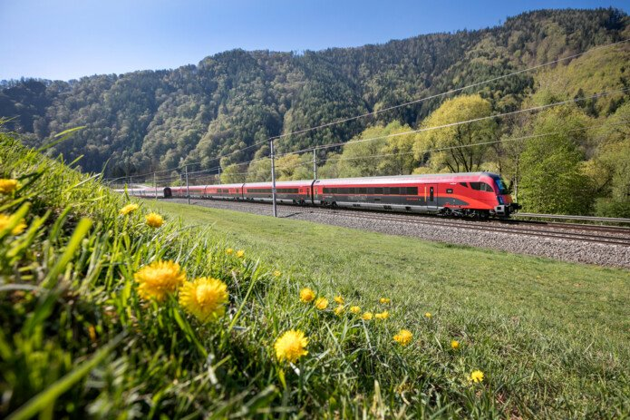 Going on holiday by train | © ÖBB