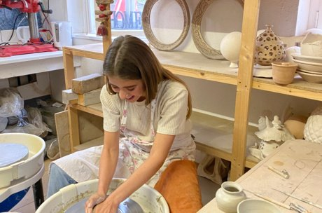 Pottery course during your holiday   © Francesca Lesch